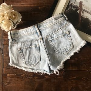 Kendall & Kylie HighRise Shorts, Size 0